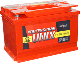 UNIX Professional 75